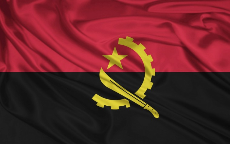 Flag Of Angola Wallpapers