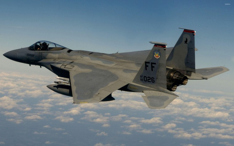 McDonnell Douglas F-15 Eagle Wallpapers