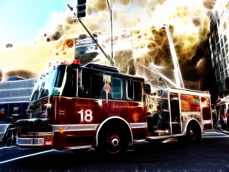 Fire Truck Wallpapers