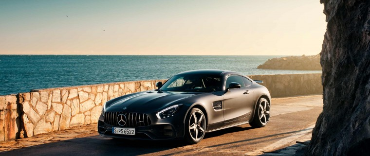 Mercedes-AMG GT S Wallpapers
