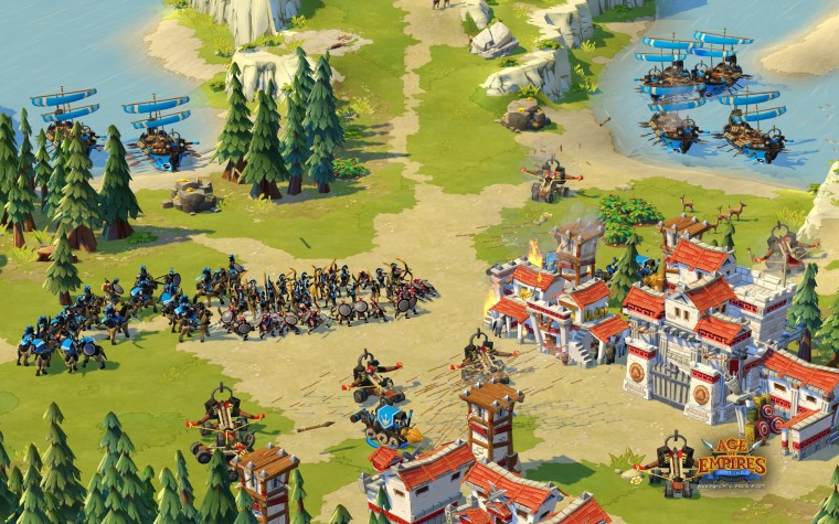 Age Of Empires Online HD Wallpapers