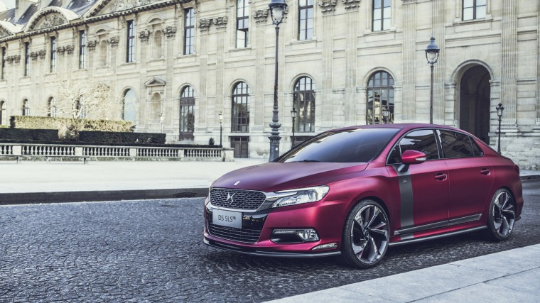 Citroen DS5 Wallpapers