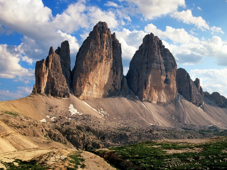 Tre cime di Lavaredo Wallpapers