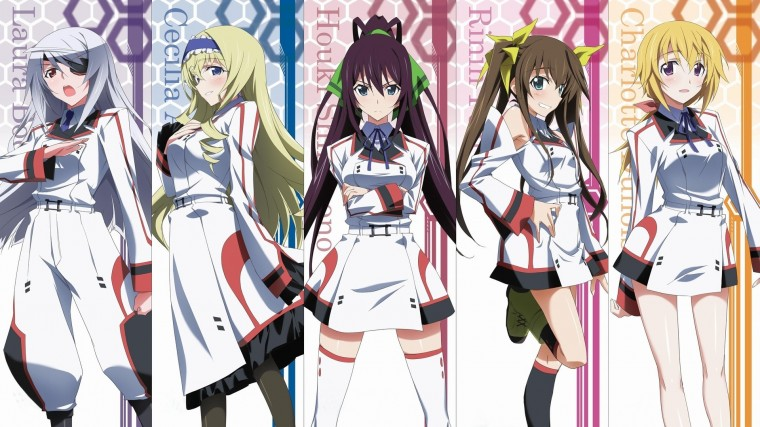 Infinite Stratos Wallpapers