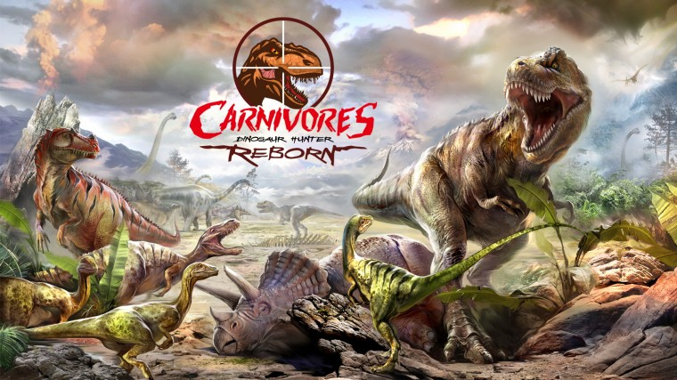 Carnivores: Dinosaur Hunter Reborn HD Wallpapers