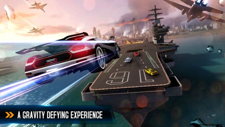 Asphalt 8: Airborne HD Wallpapers