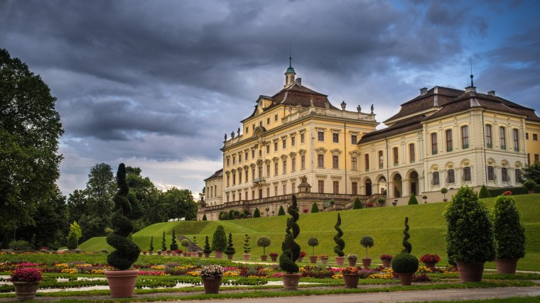 Ludwigsburg Palace Wallpapers