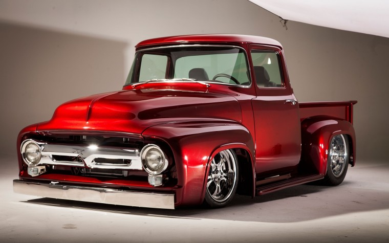 Ford F-100 Wallpapers