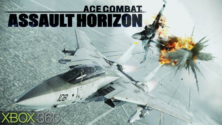 Ace Combat: Assault Horizon HD Wallpapers