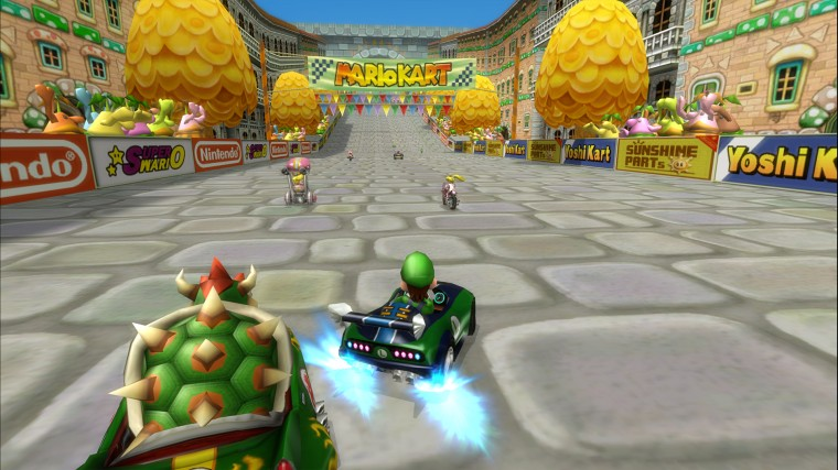 Mario Kart Wii HD Wallpapers