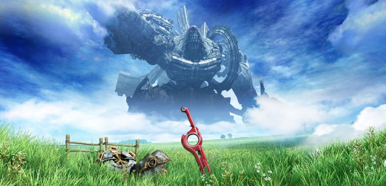 Xenoblade Chronicles HD Wallpapers