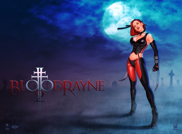 BloodRayne 2 HD Wallpapers
