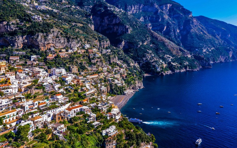 Positano Wallpapers