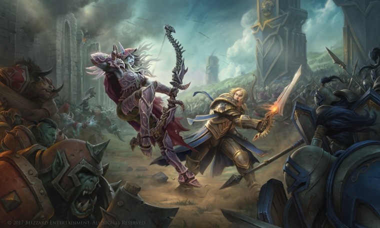 World of Warcraft: Battle for Azeroth HD Wallpapers