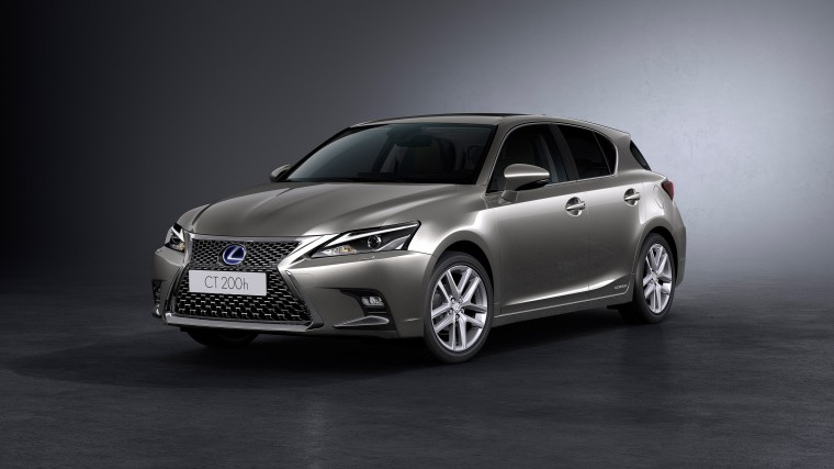 Lexus CT 200H Wallpapers