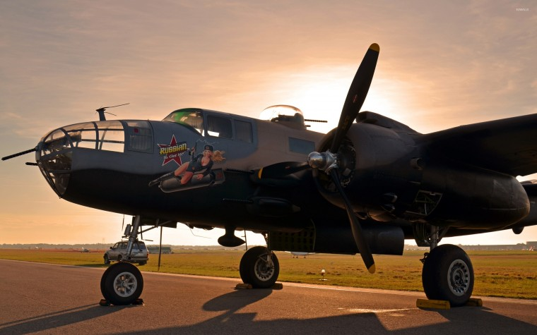 North American B-25 Mitchell Wallpapers