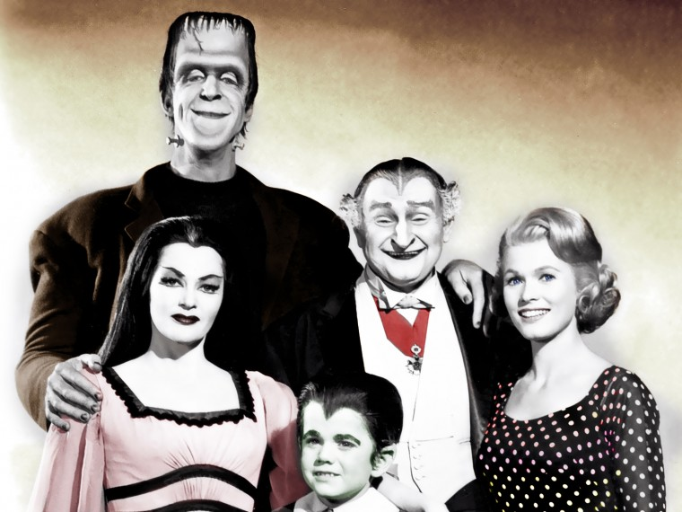 The Munsters Wallpapers