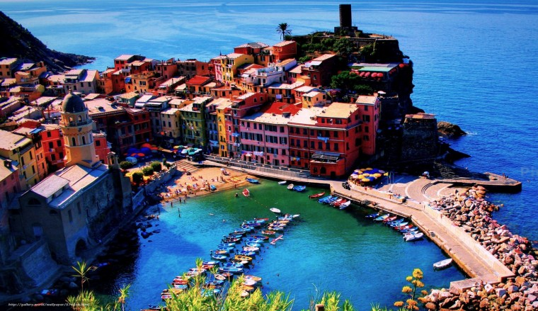 Vernazza Wallpapers
