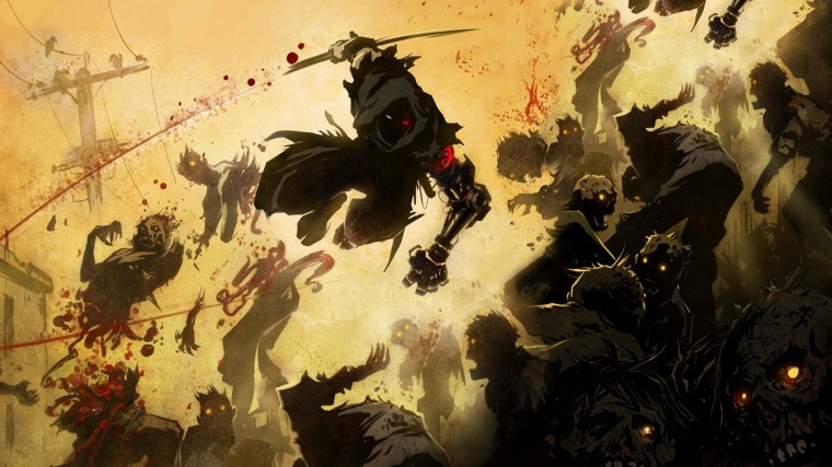 Yaiba: Ninja Gaiden Z HD Wallpapers