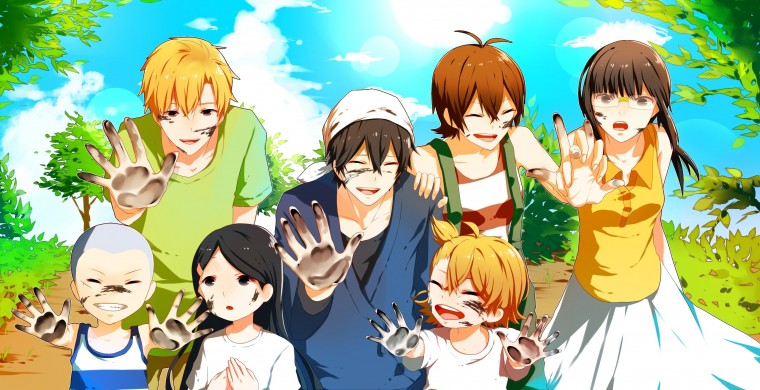 Barakamon Wallpapers