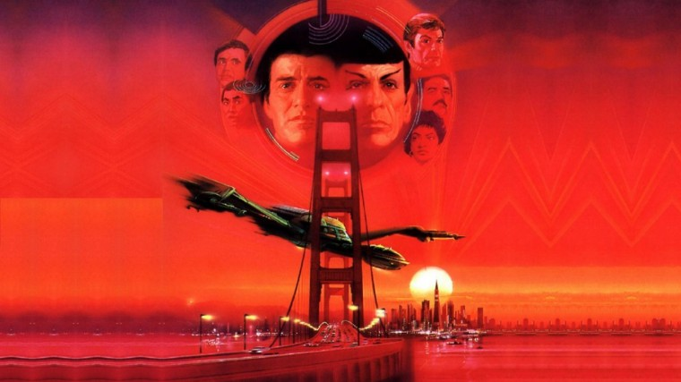 star trek iV: the voyage home Wallpapers