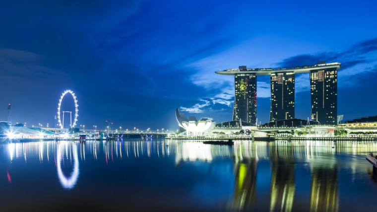 Marina Bay Sands Wallpapers