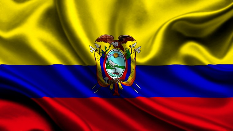 Flag Of Ecuador Wallpapers