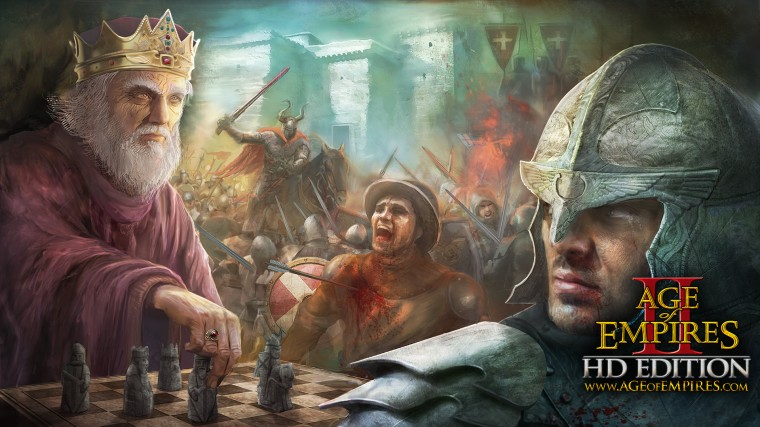 Age of Empires II HD HD Wallpapers