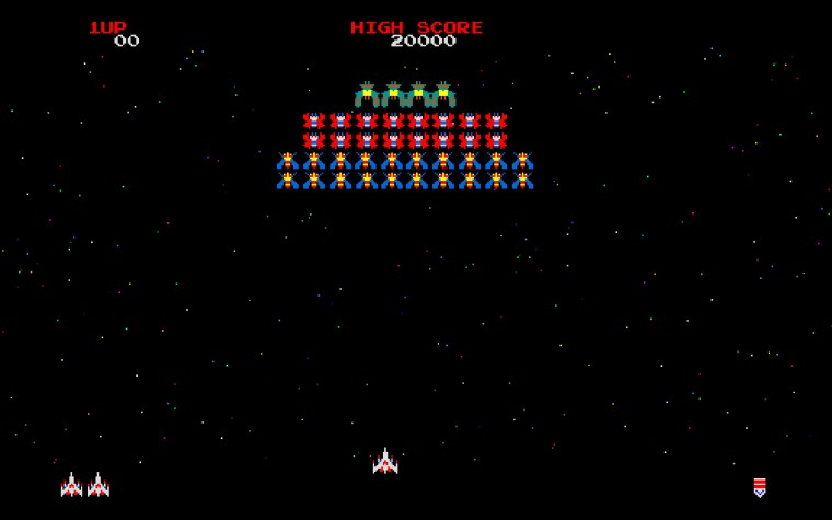 Galaga HD Wallpapers