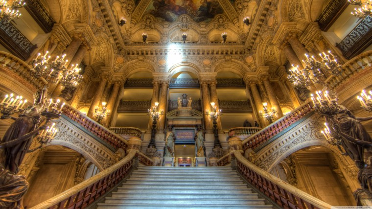 Palais Garnier Wallpapers