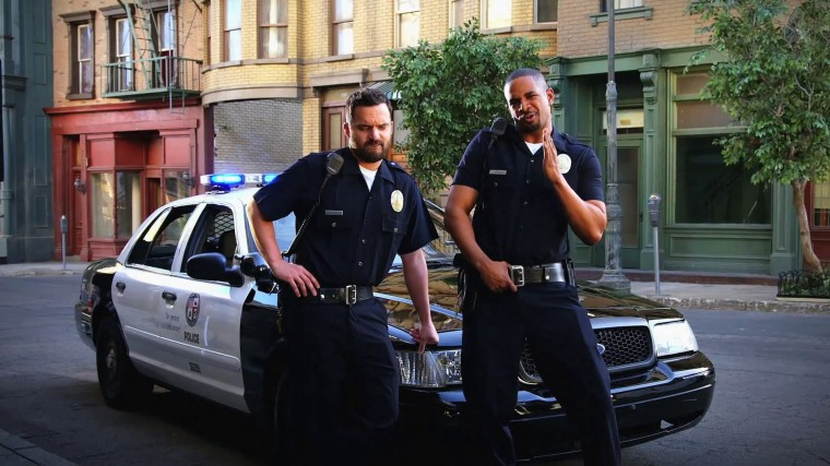 Let's Be Cops Wallpapers