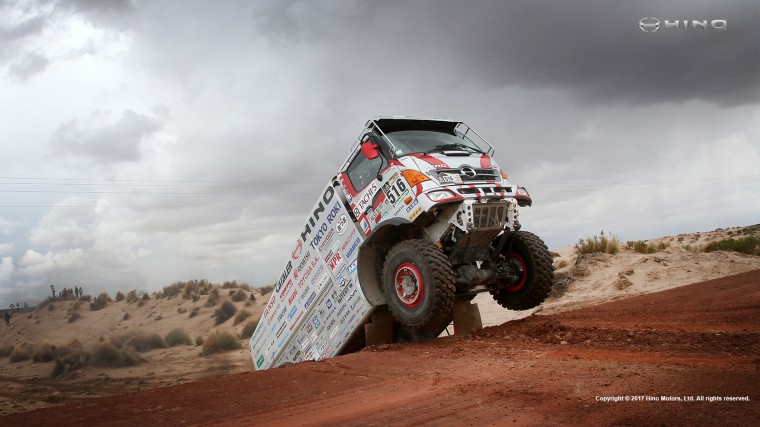 Dakar Rally Wallpapers