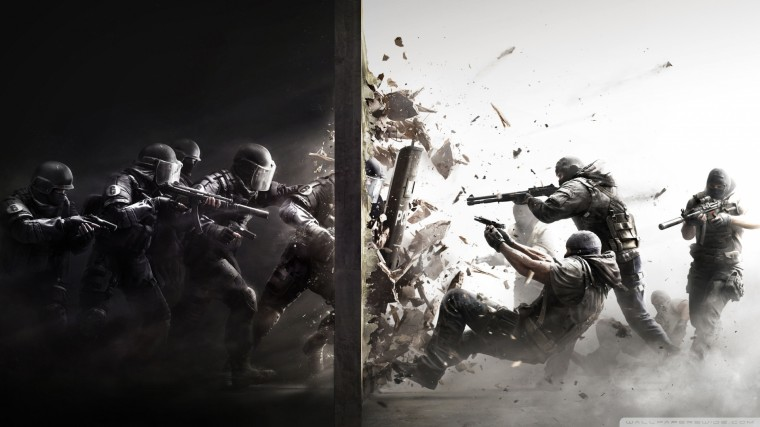 Tom Clancy's Rainbow Six: Siege HD Wallpapers