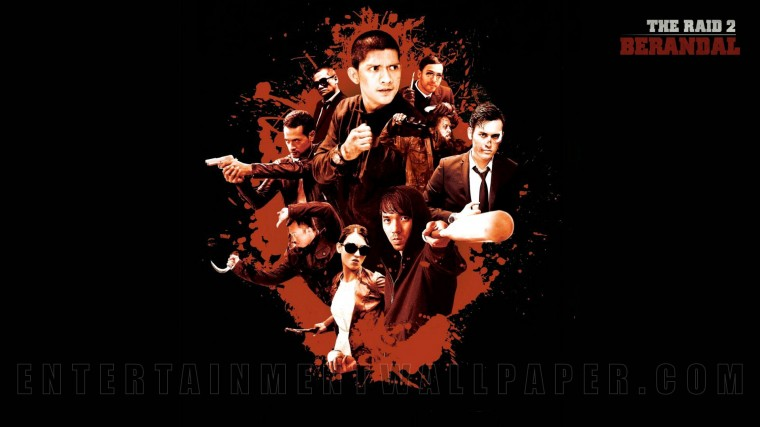 The Raid 2 Wallpapers