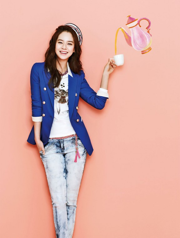 Song Ji-hyo Wallpapers