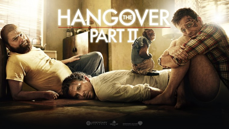 The Hangover Part II Wallpapers