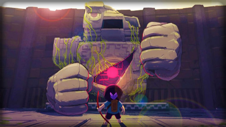 Titan Souls HD Wallpapers