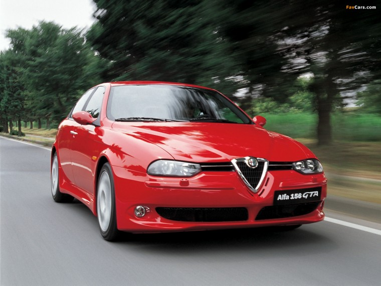 Alfa Romeo 156 GTA Wallpapers