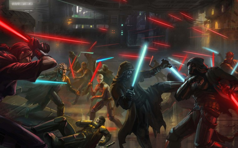 Star Wars: Knights of the Old Republic HD Wallpapers