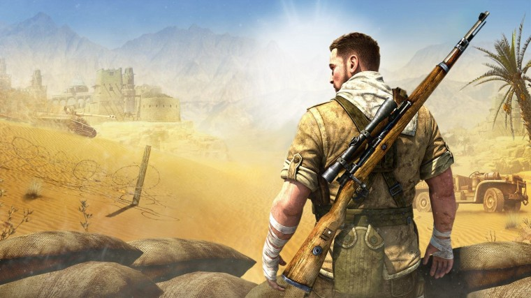 Sniper Elite 3 HD Wallpapers