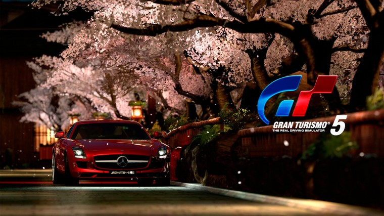 Gran Turismo 5 HD Wallpapers