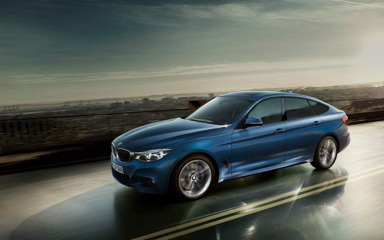 BMW 3 Series Gran Turismo Wallpapers