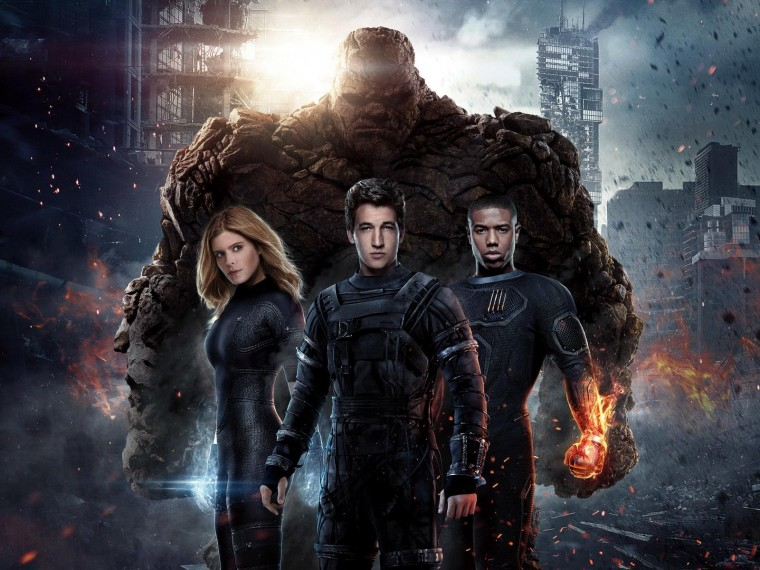 Fantastic Four (2015) Wallpapers