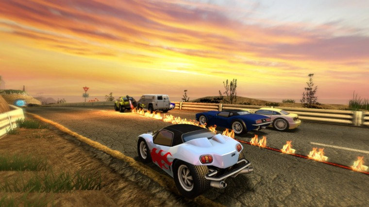Carnage Racing HD Wallpapers