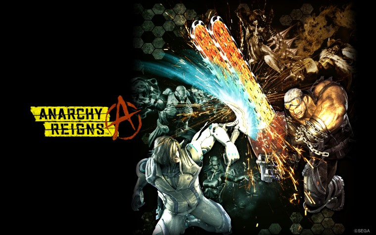 Anarchy Reigns HD Wallpapers