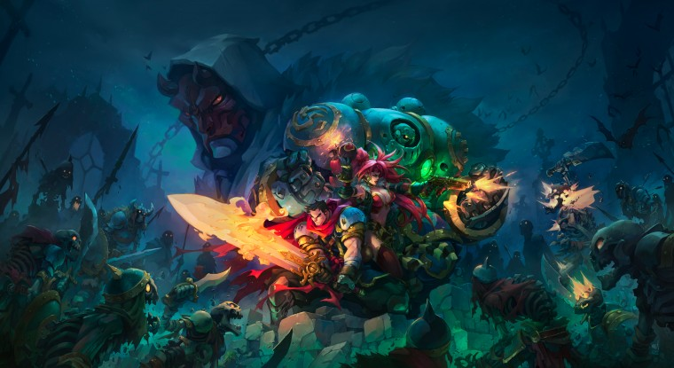 Battle Chasers Wallpapers
