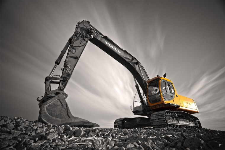 Excavator Wallpapers