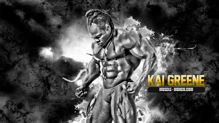 Kai Greene Wallpapers