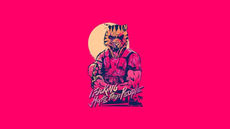 Hotline Miami HD Wallpapers