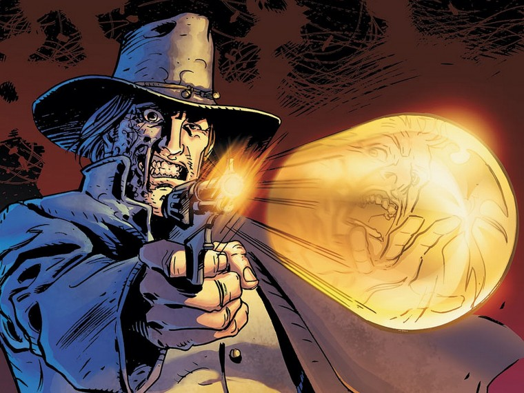 Jonah Hex Wallpapers
